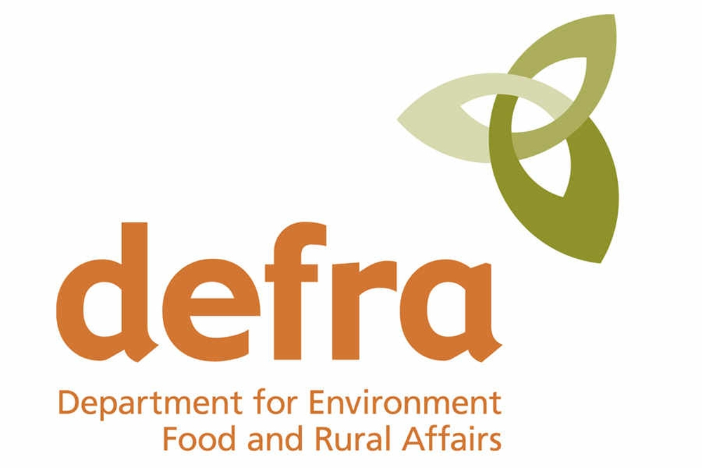 Supported by Defra